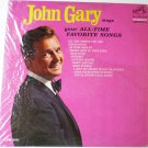 John Gary Sings Your All Time Favorite Songs lpm-3411 lp