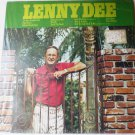 Lenny Dee by Lenny Dee lp: The Most Beautiful Girl, etc.