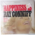 Happiness Is lp by Ray Conniff - Stereo