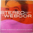 Stereo Fonograf Music By Webcor lp