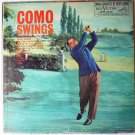 Como Swings lp by Perry Como