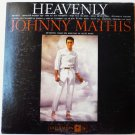 Heavenly lp by Johnny Mathis - 6 eye cl 1351