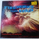 Fireworks from Spain lp by Pablo Sorozabal