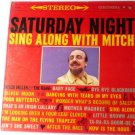 Saturday Night Sing Along with Mitch lp by Mitch Miller