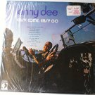 Easy Come Easy Go lp by Lenny Dee