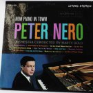 New Piano In Town lp by Peter Nero