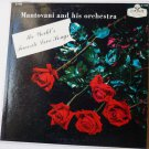 The Worlds Favorite Love Songs lp by Mantovani