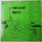 Twilight Music lp by Varsity Salon Orchestra