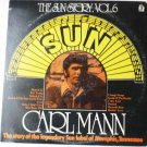 The Sun Story Vol 6 lp by Carl Mann