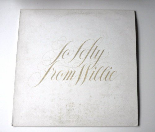 To Lefty From Willie lp by Willie Nelson