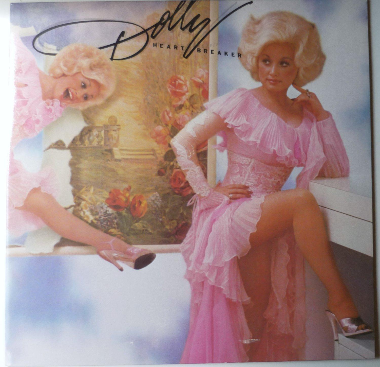 Heart Breaker lp by Dolly Parton