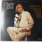 Charlie Rich Greatest Hits lp