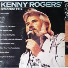 Greatest Hits lp by Kenny Rogers L00-1072 - VG