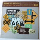 A Travelin Man lp by Slim Whitman