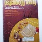 Psychology Today Magazine July 1975