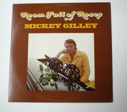 Room Full of Roses lp by Mickey Gilley