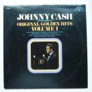Johnny Cash and the Tennessee Two - Original Golden Hits Vol 1 lp sun 100