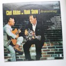 Reminiscing lp by Chet Atkins and Hank Snow