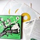 Singing Square Dances Album No 3 - Three Record Set - Rare