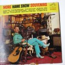 More Hank Snow Souvenirs lp LPM2812