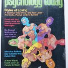 Psychology Today Magazine October 1974