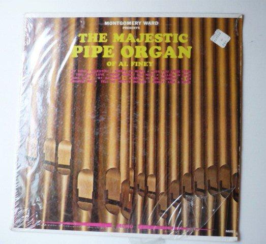 The Majestic Pipe Organ of Al Finey lp