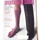 Psychology Today Magazine July 1974