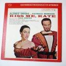 Kiss Me Kate lp by Alfred Drake