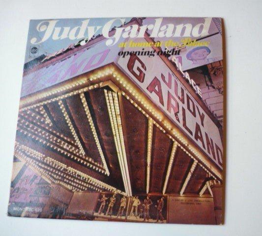 At Home At The Palace - Opening Night lp by Judy Garland
