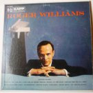 Roger Williams lp Piano Solos and Duets w Strings