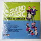 Selections From The Sound of Music lp By Rodgers and Hammerstein