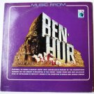 Music from Ben Hur lp by Erich Kloss