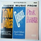 Theme Music from Tom Jones, Charade, Pink Panther and Other Favorites lp