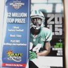 Espn Magazine August 31 2015 Nfl 2015 - Darrelle Revis