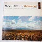 Nelson Eddy In Oklahoma lp Complete Score