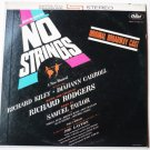 No Strings lp by Richard Rodgers - Original Broadway Cast