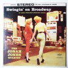 Swingin on Broadway lp Hit Songs From Great Broadway Shows