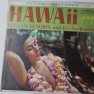 Hawaii lp by William Kealoha and his Orchestra