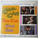 Cole Porters Can Can Soundtrack lp Sinatra MacLaine