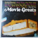 The Best of The Movie Greats lp M-600 by Various