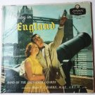 Holiday in England lp by Grenadier Guards