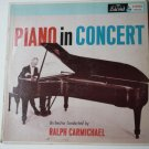 Piano In Concert lp by Ralph Carmichael