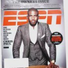 Espn Magazine The Owners Issue Issue Chris Paul October 12 2015