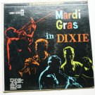 Mardi Gras in Dixie lp by the Mardi Gras Dixielanders