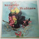 Strauss Waltzes lp by Karl Dorfmann