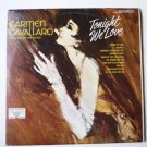 Carmen Cavallaro Tonight We Love lp stereo vl73862 Record Album