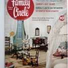 Everywomans Family Circle Magazine August 1962