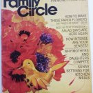 Family Circle Magazine August 1967