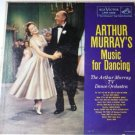 Arthur Murrays Music for Dancing lp
