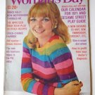 Womans Day Magazine January 1971